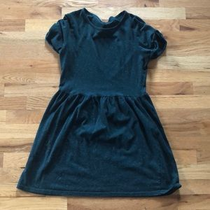 Cute and comfy top shop dress
